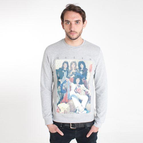 Queen: London '73 Sweatshirt - Large
