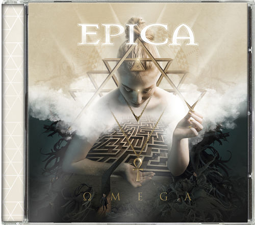Epica: Omega: CD + Signed Photocard