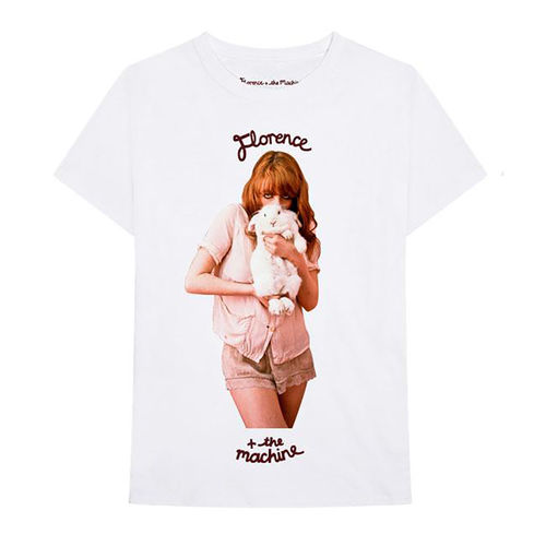 Florence + The Machine: White Rabbit Tee