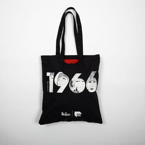 Abbey Road Studios: The Beatles Revolver 1966 Tote Bag