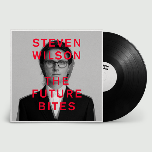 Steven Wilson: The Future Bites: Black Vinyl