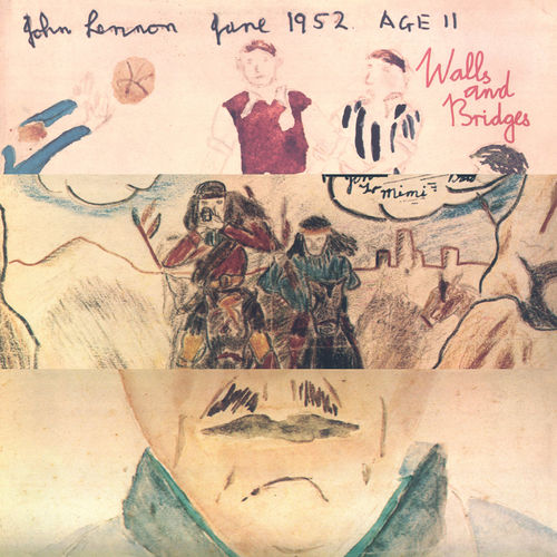 John Lennon: Walls And Bridges