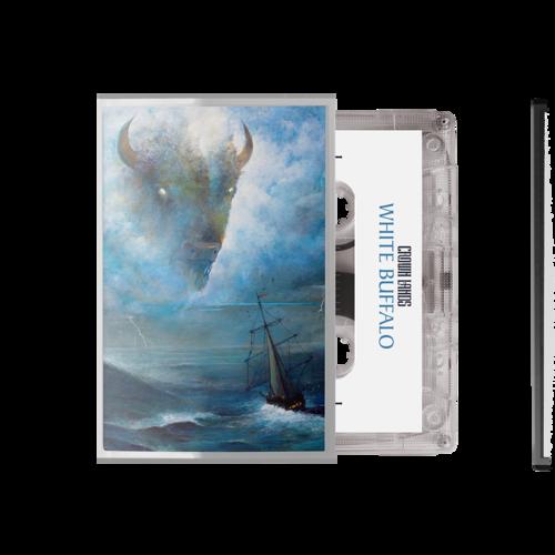 Crown Lands: White Buffalo Cassette (LTD Edition)