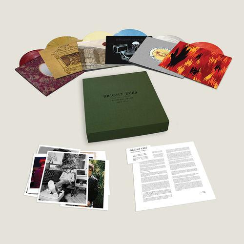 Bright Eyes: The Studio Albums 2000 - 2011