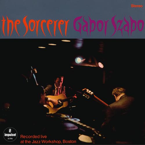 Gabor Szabo: The Sorcerer