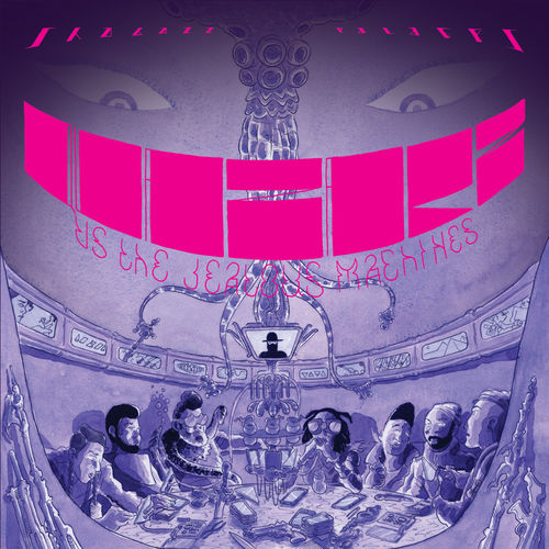 Shabazz Palaces: Quazarz Vs The Jealous Machines