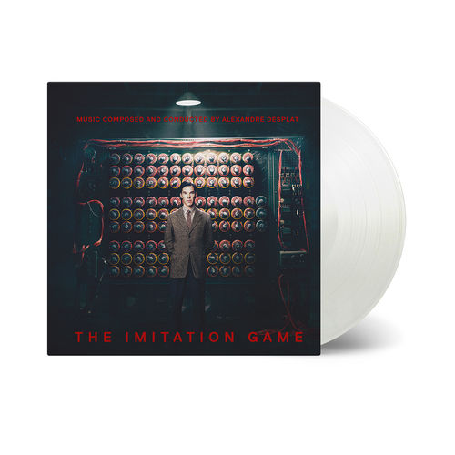 Original Soundtrack: Imitation Game: Limited Edition Transparent Vinyl