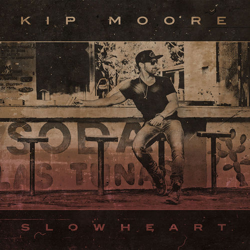 Kip Moore: Slowheart (Signed CD)