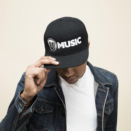 Umusic: Umusic Snapback Hat