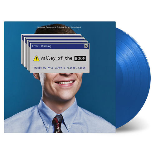Original Soundtrack: Valley Of The Boom: Blue Double Vinyl