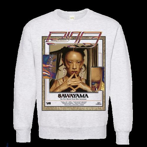 Rina Sawayama: 'SAWAYAMA' Sweatshirt