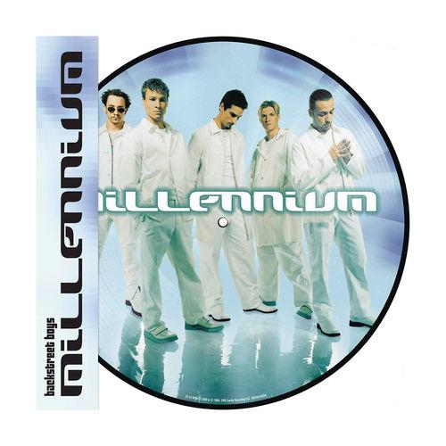 Backstreet Boys: Millennium: Limited Edition Picture Disc Vinyl