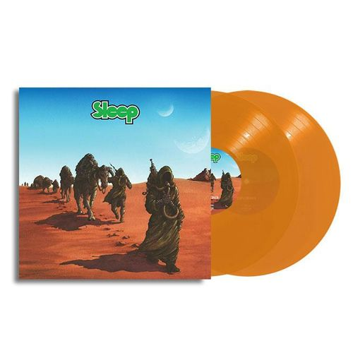 Sleep: Dopesmoker Limited Edition Orange Vinyl