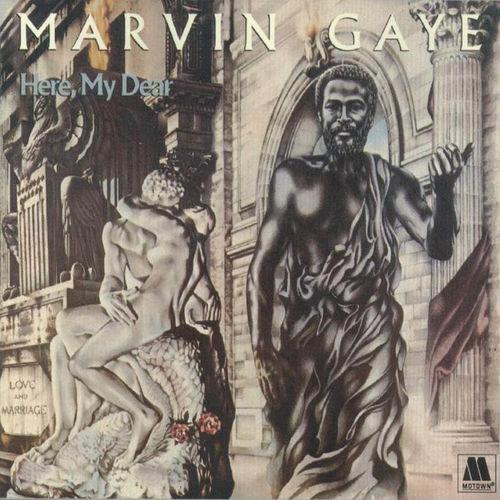 Marvin Gaye: Here, My Dear