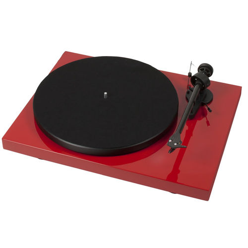Pro-Ject: Debut Carbon - Red