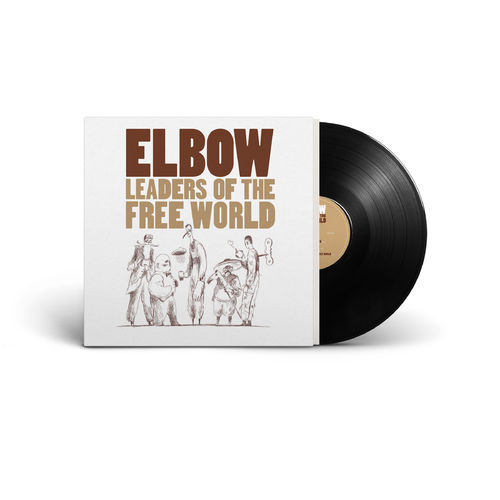 Elbow: Leaders Of The Free World: Vinyl Reissue
