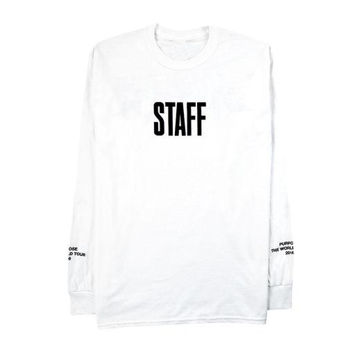 Justin Bieber: Bieber Long Sleeve T-Shirt