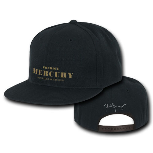Freddie Mercury: Messenger Of The Gods Baseball Cap