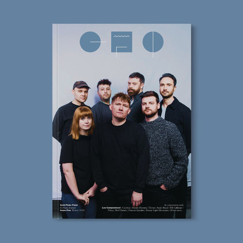 GoldFlakePaint: GoldFlakePaint: A Music Journal - Issue 5