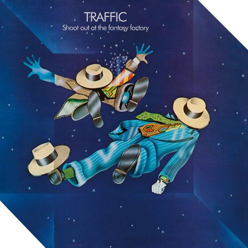 Traffic: Shootout At The Fantasy Factory: Vinyl Reissue