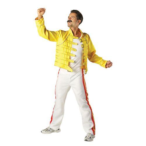 Freddie For A Day: Freddie Mercury Costume - Standard