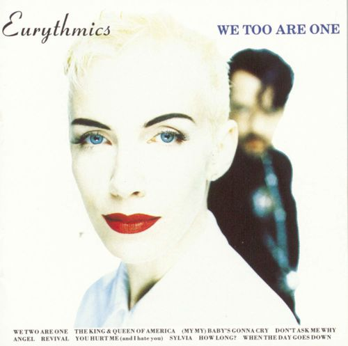 Eurythmics: We Too Are One [Remastered]: Vinyl LP