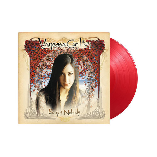 Vanessa Carlton: Be Not Nobody: Limited Edition Red Vinyl
