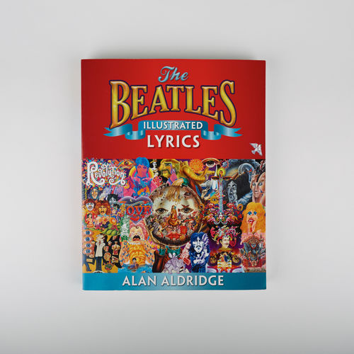 Abbey Road Studios: The Beatles Illustrated Lyrics Book