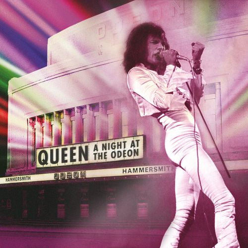 Queen: A Night At The Odeon - Hammersmith 1975 (CD + DVD)