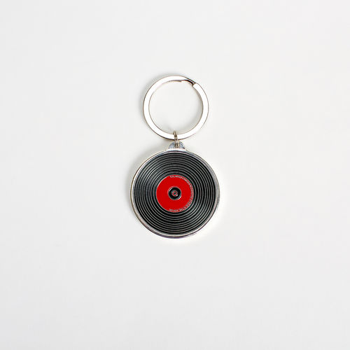 Abbey Road Studios: Abbey Road Vinyl Keyring
