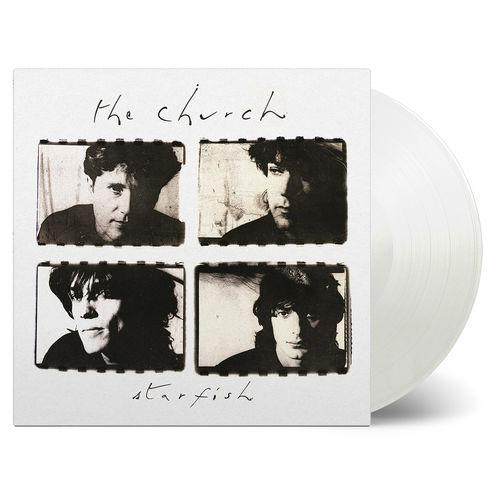 The Church: Starfish: White Vinyl