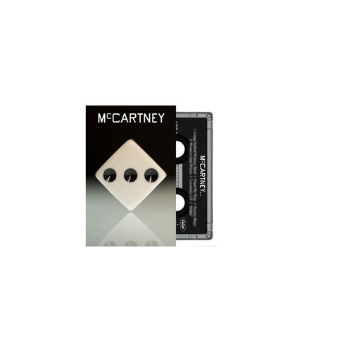 Paul McCartney: McCartney III - Cassette