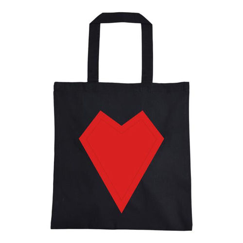 Pale Waves: Red Heart Tote