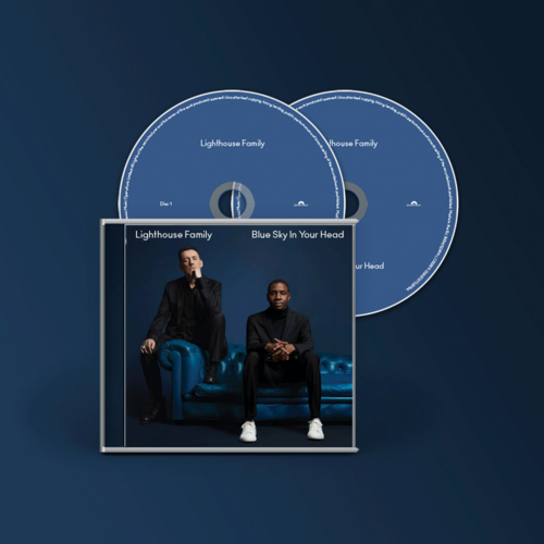 Lighthouse Family: Blue Sky In Your Head CD