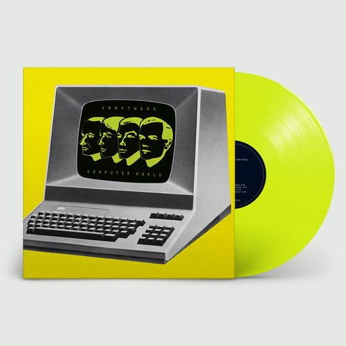 Kraftwerk: Computer World: Limited Edition Translucent Neon Yellow Vinyl