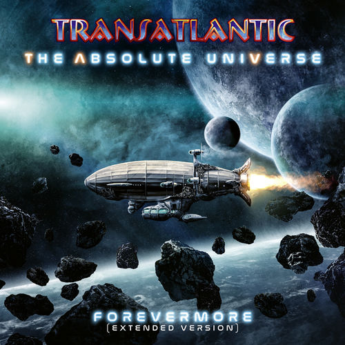 Transatlantic: The Absolute Universe: Forevermore (Extended Version) CD