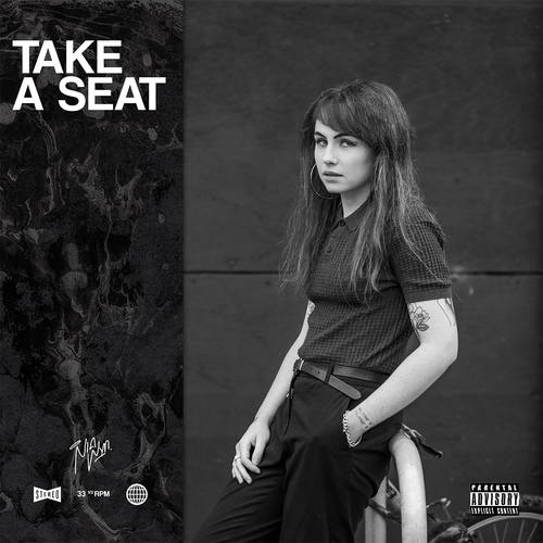 Nia Wyn: Take A Seat: Signed CD