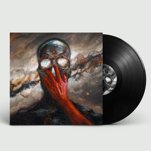 Bury Tomorrow: Cannibal: Vinyl + Hand-Numbered Signed Art Print