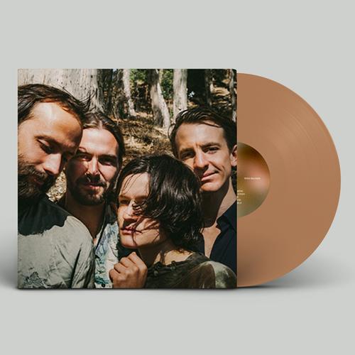Big Thief: Two Hands: Limited Edition Desert Peach Vinyl