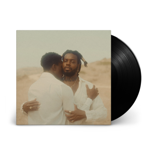 serpentwithfeet: DEACON: Black Vinyl