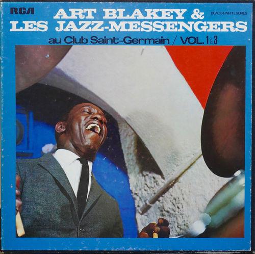 Art Messengers Blakey: Au Club Saint Germain