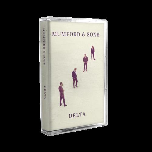 Mumford & Sons : Delta Cassette Tape