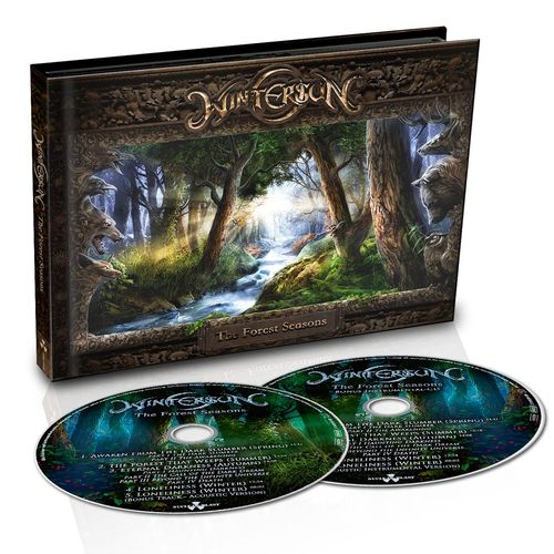 Wintersun: The Forest Seasons Limited Edition
