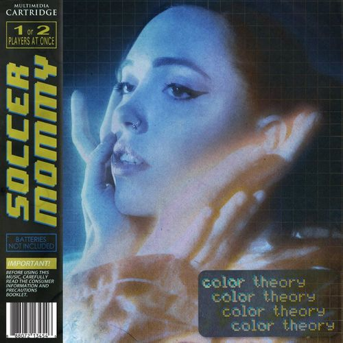 Soccer Mommy: color theory: Vinyl + Exclusive Signed Print