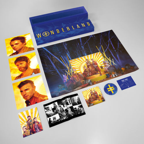 takethat: Wonderland Exclusive Signed Super Deluxe Boxset