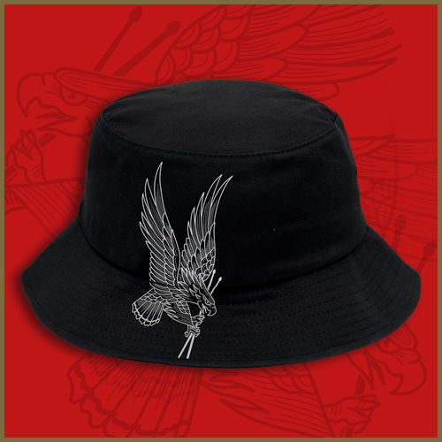 Roger Taylor: 'Taylored' Freedom Bucket Hat