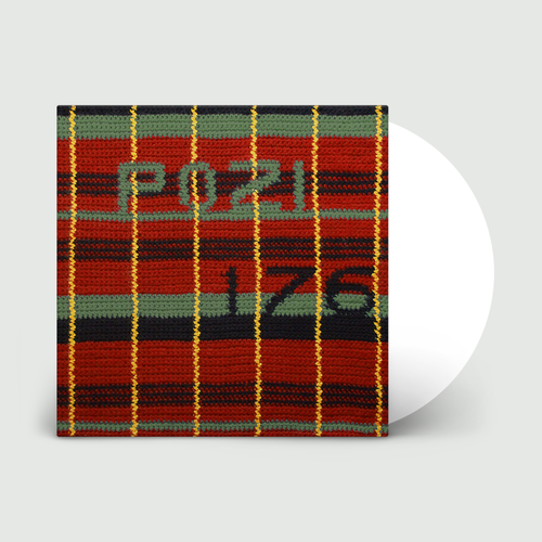Pozi: 176 EP: Limited Edition White Vinyl