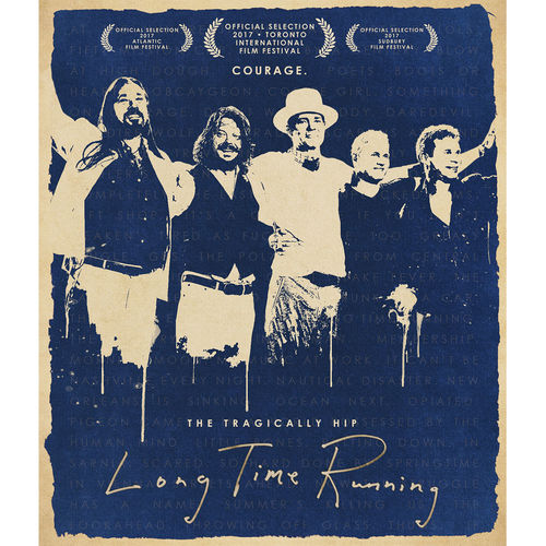 The Tragically Hip: Long Time Running (Blu Ray)