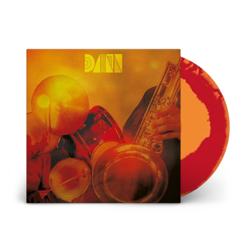 DJINN: Transmission: Limited Edition Red + Orange Swirl Vinyl