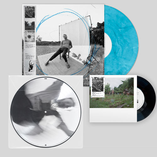 Ben Howard: COLLECTIONS FROM THE WHITEOUT: PICTURE DISC VINYL + Exclusive Deluxe LP